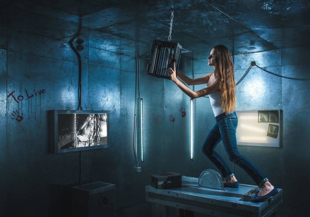 escape room Jumeirah Lake Towers