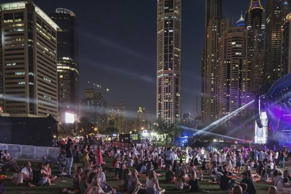 Events Dubai Marina
