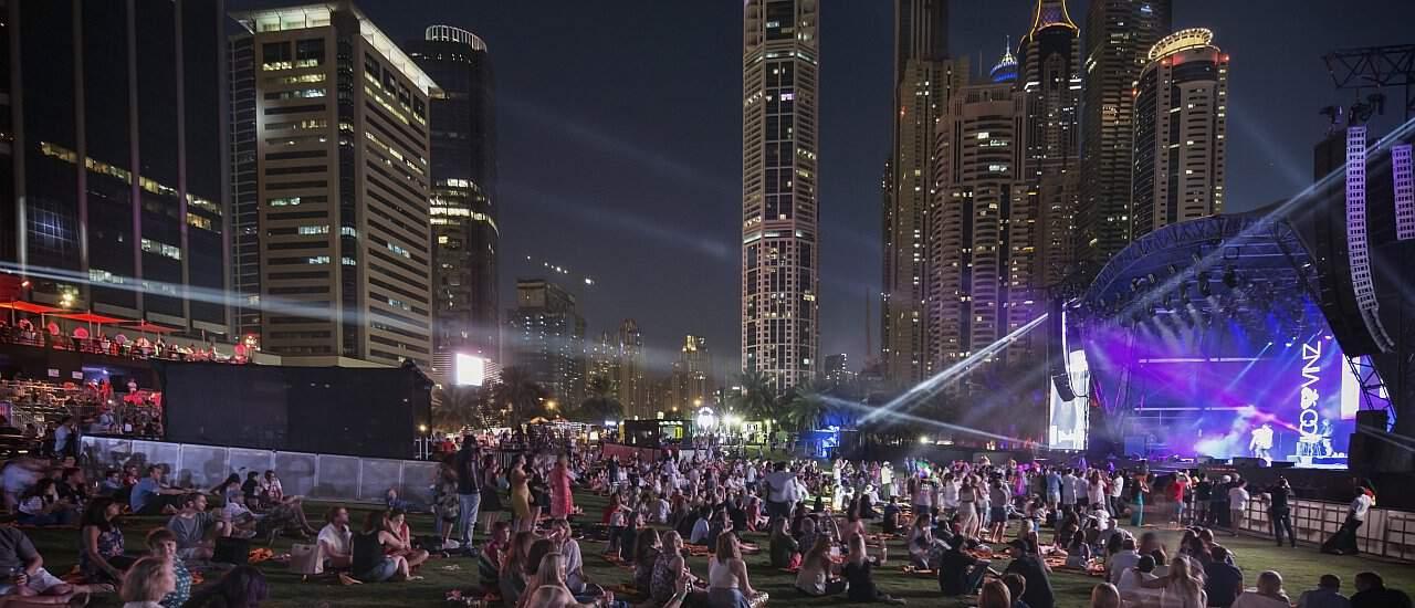 Events Dubai Marina
