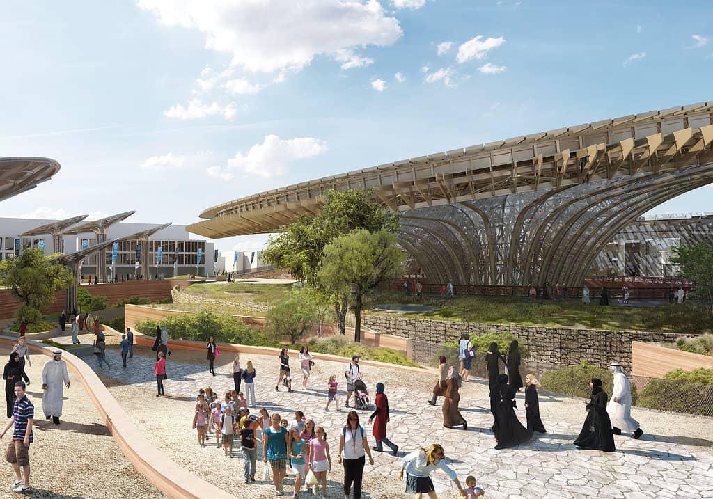 Terra Pavillon EXPO 2020