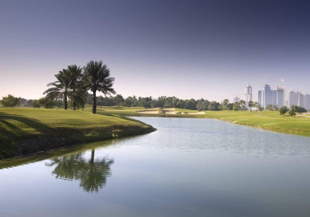 Faldo Golfplatz