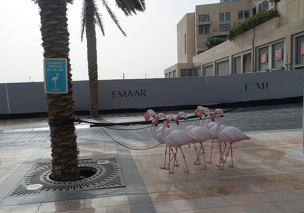 Sreet Art Downtown Dubai