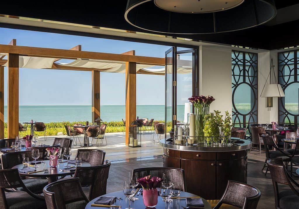Restaurant Four Seasons Dubai Jumeirah