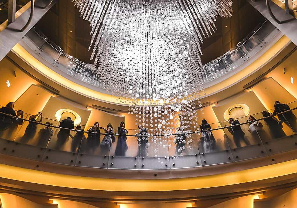 Dubai Opera Foyer