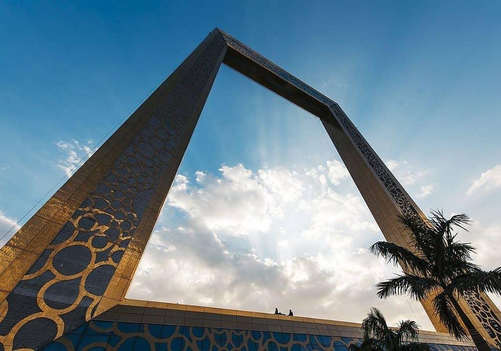 DubaiBLOG Dubai Frame
