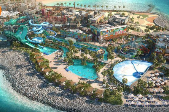 Neuer Wasserpark: Laguna Waterpark