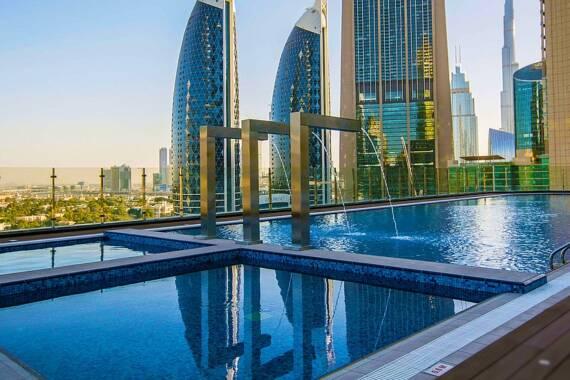 Gevora Hotel – das höchste Hotel der Welt steht in Dubai
