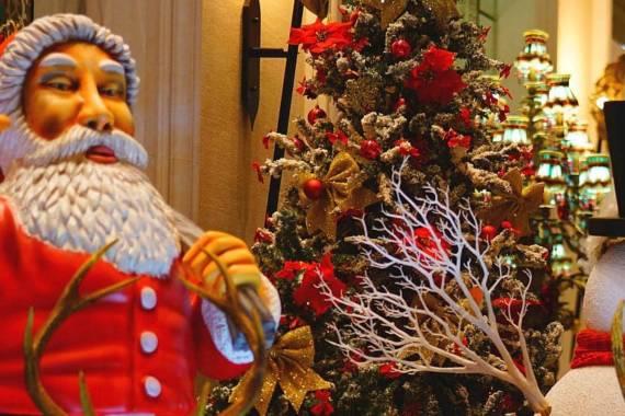 Weihnachten in Dubai