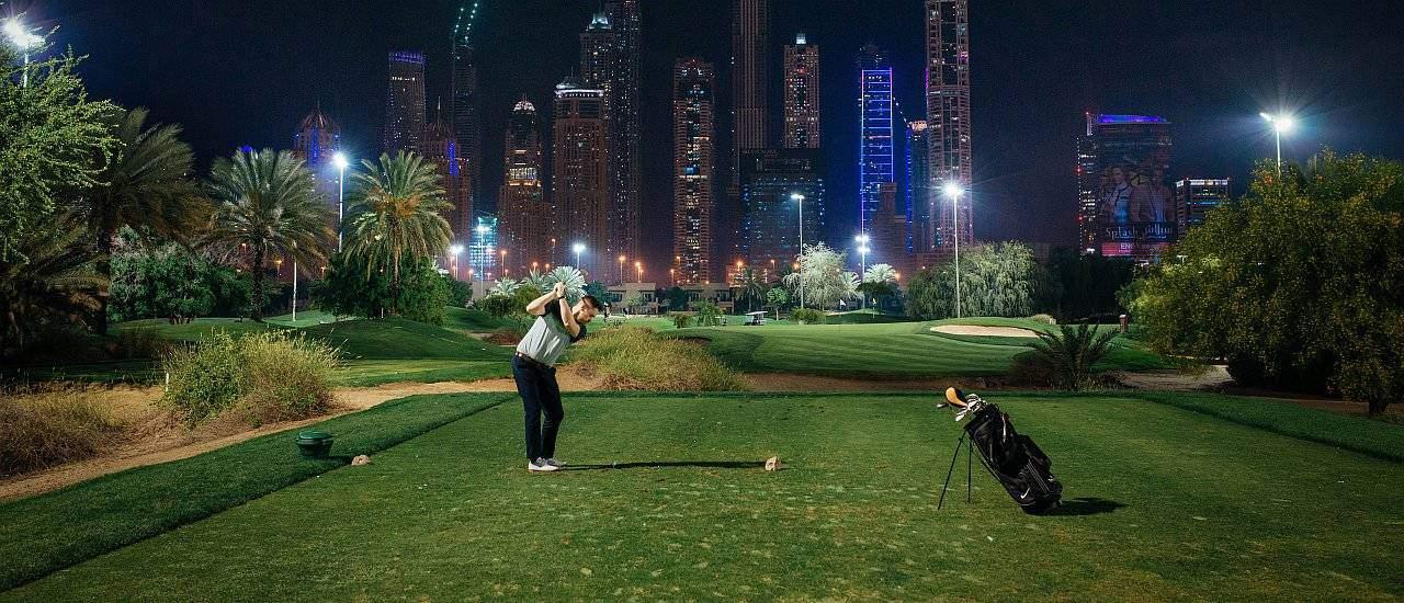 Nachtgolfen Dubai