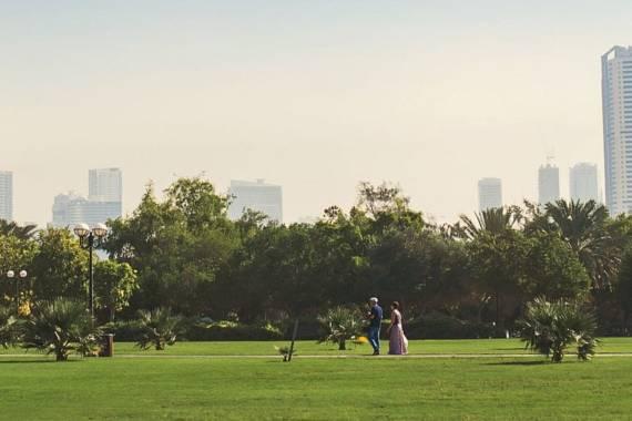Die schönsten öffentlichen Parks in Dubai