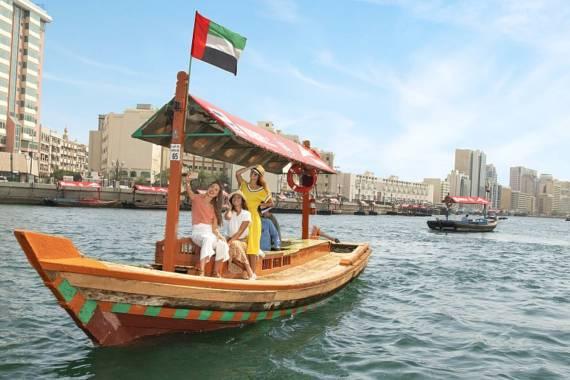 Die beliebtesten Stadtrundfahrten durch Dubai