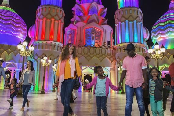Global Village Dubai – Eine Weltreise mit der ganzen Familie