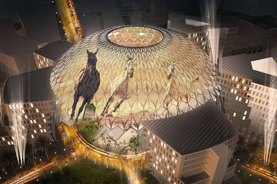EXPO 2020 in Dubai