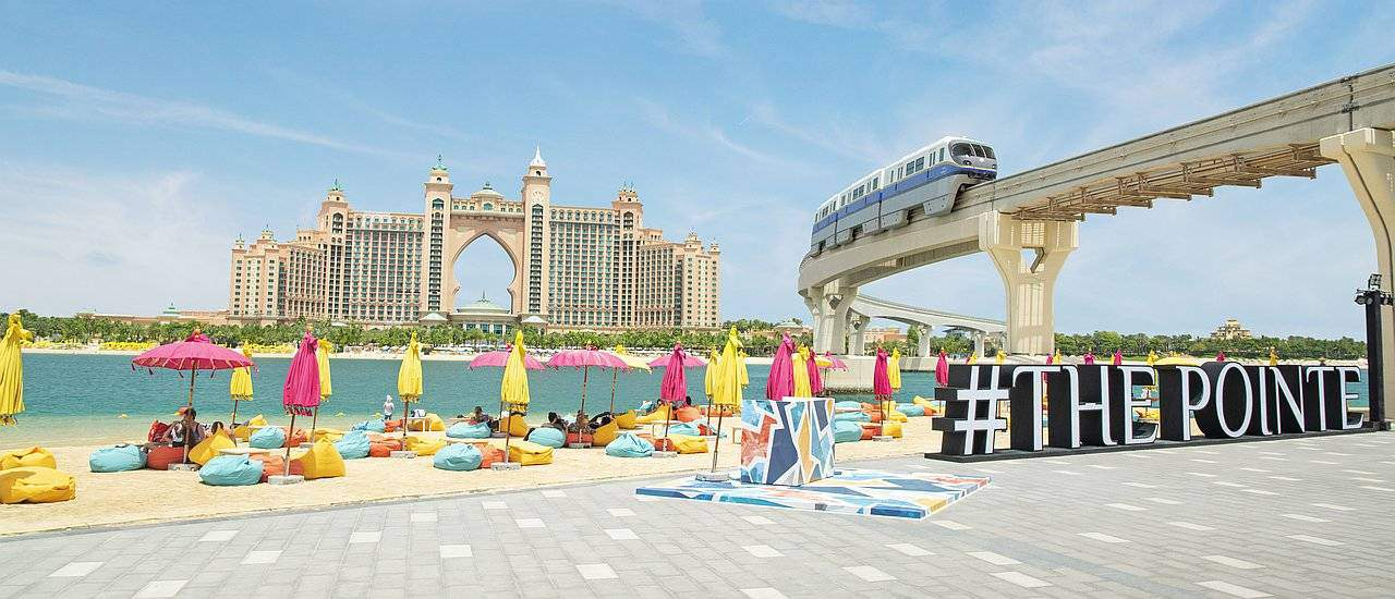 The Pointe Palm Jumeirah