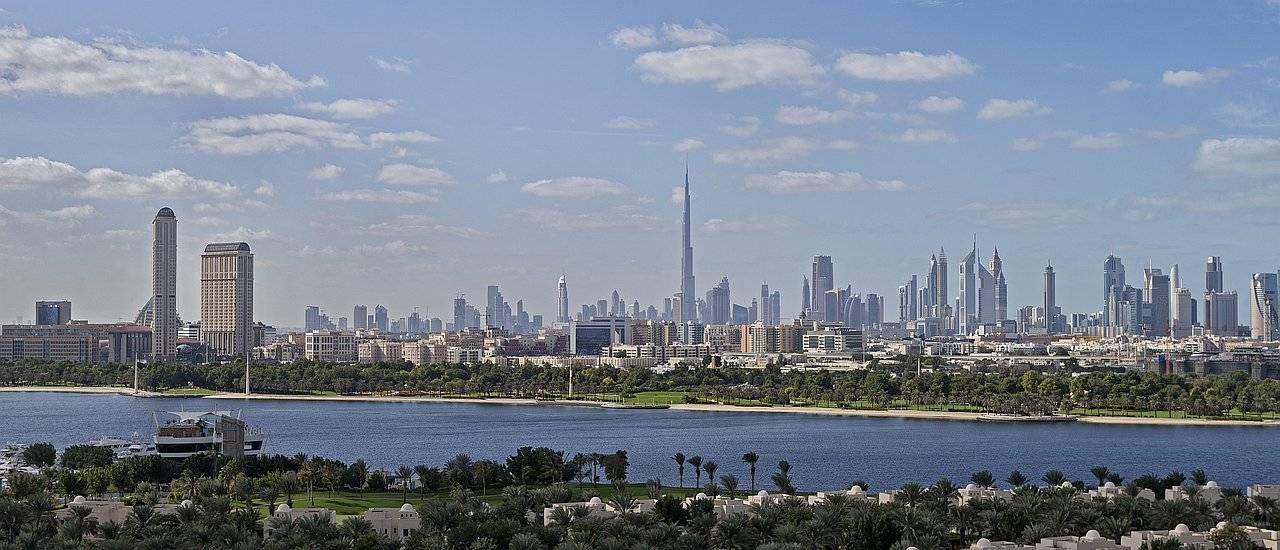 Mereresarm in Dubai