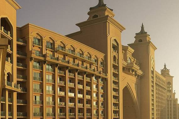 Atlantis The Palm Dubai: Ein Luxushotel der Superlative