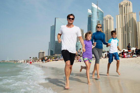 Die 6 besten, öffentlichen Strände in Dubai