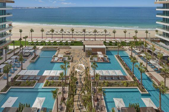 Stilvoll, modern und raffiniert: Mandarin Oriental Jumeira, Dubai