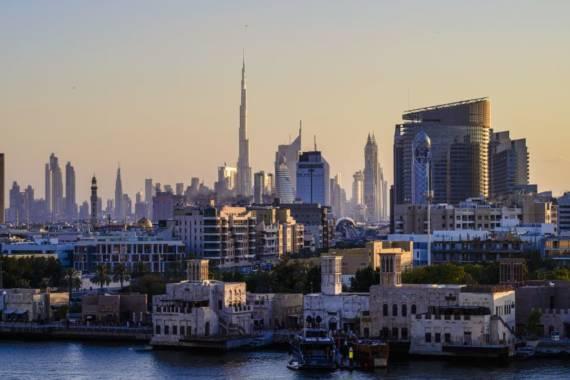 Bur Dubai: Dubais Wurzeln am Creek
