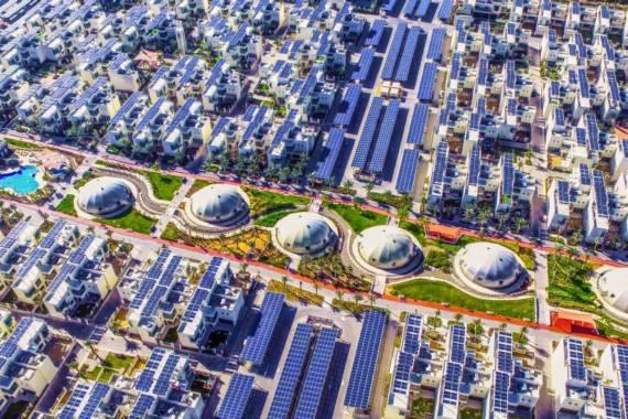 The Sustainable City: Der glücklichste Stadtteil Dubais