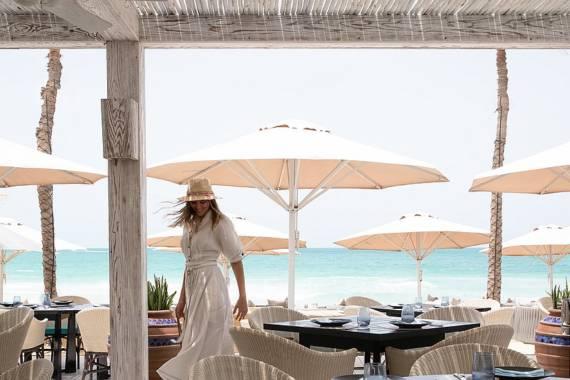 Die besten Strandbars in Dubai