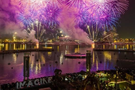 Dubai Festival City: Ein Stadtteil voller Unterhaltung