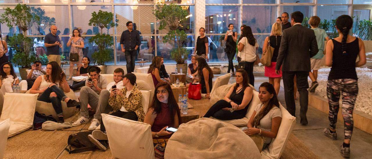 Kusnt und Kultur Dubai