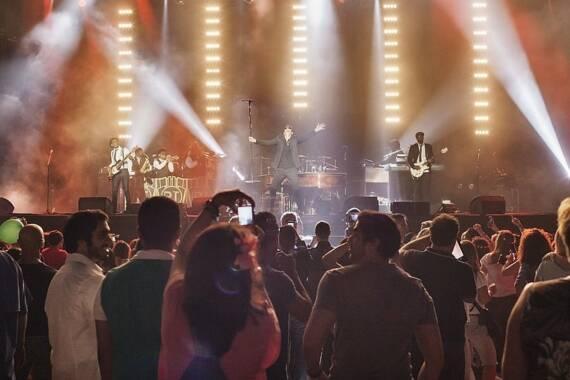 Die 10 besten Veranstaltungsorte für Livemusik in Dubai