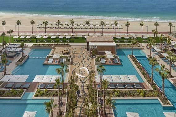 Stilvoll, modern und raffiniert: Das neue Mandarin Oriental Jumeira in Dubai