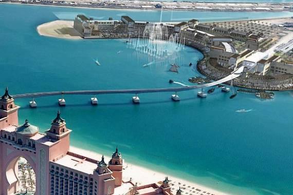 The Pointe: Neues Vergnügungsviertel auf Palm Jumeirah