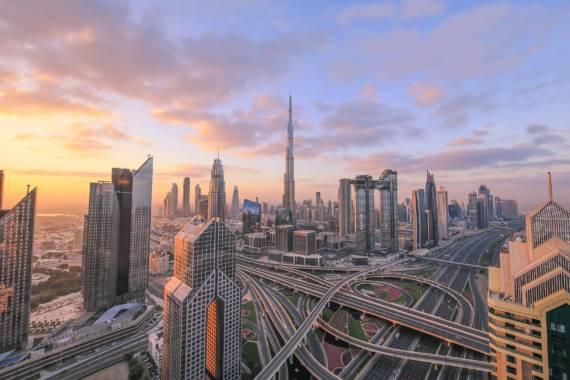 Beste Aussichten: Die fünf besten Rooftop-Bars in Dubai