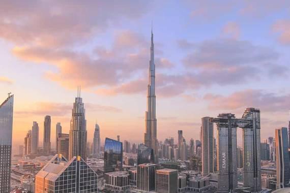 Beste Aussichten: Die besten Rooftop-Bars in Dubai