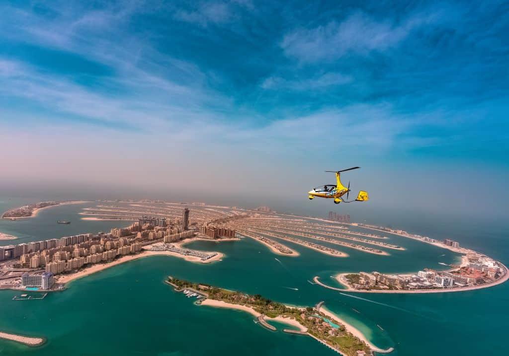 Rundflug mit Helikopter Dubai