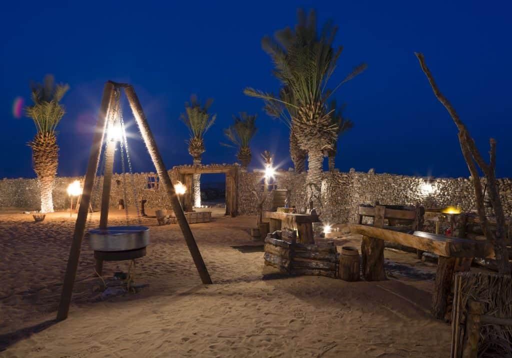 Safari Camp Dubai