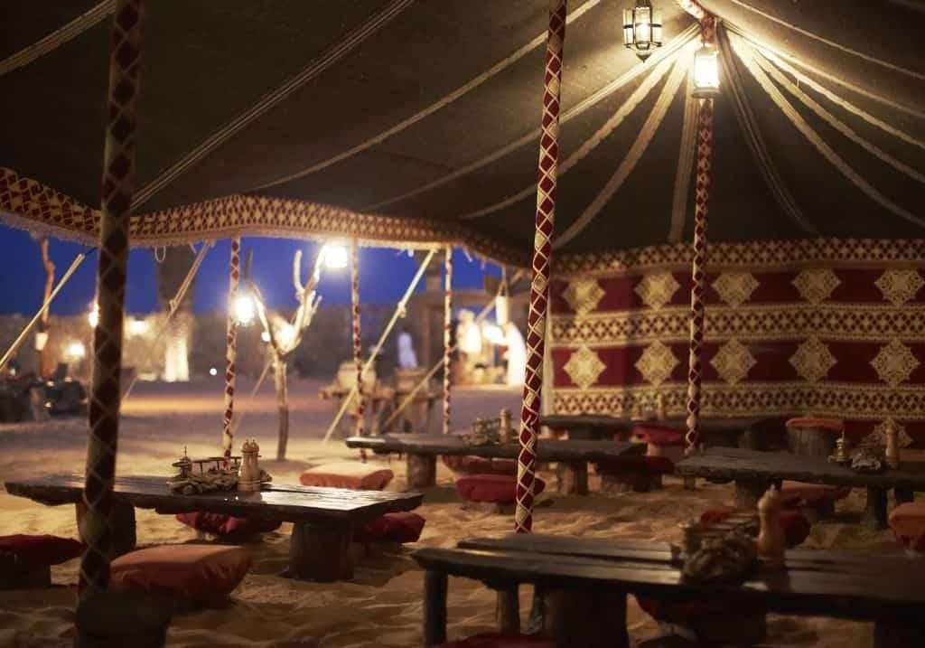 Wüstencamp Dubai