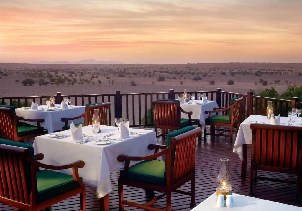 Terrasse Al Maha Resort Dubai