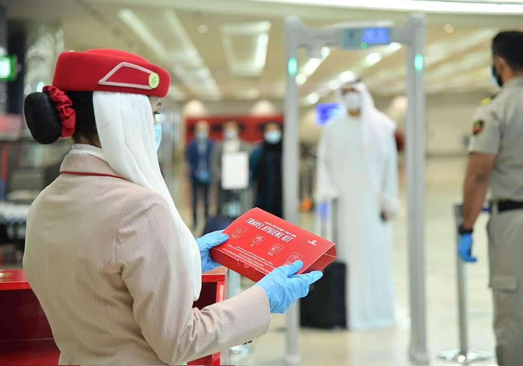 Hygiene Emirates Corona