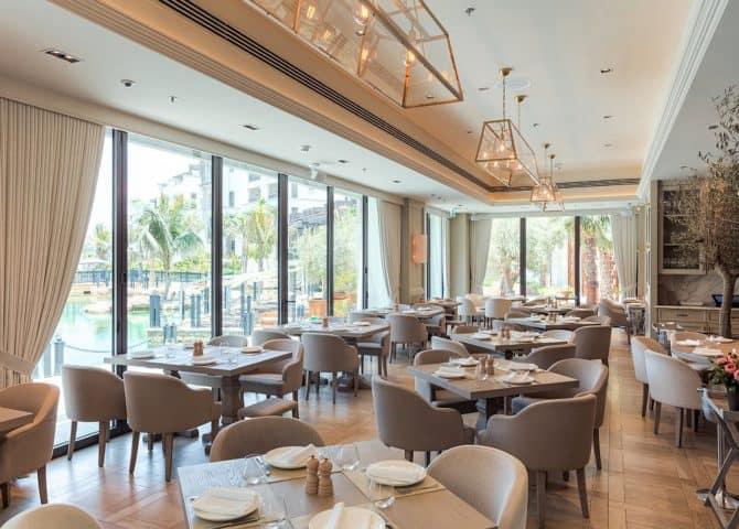 Italienisches Restaurant Dubai
