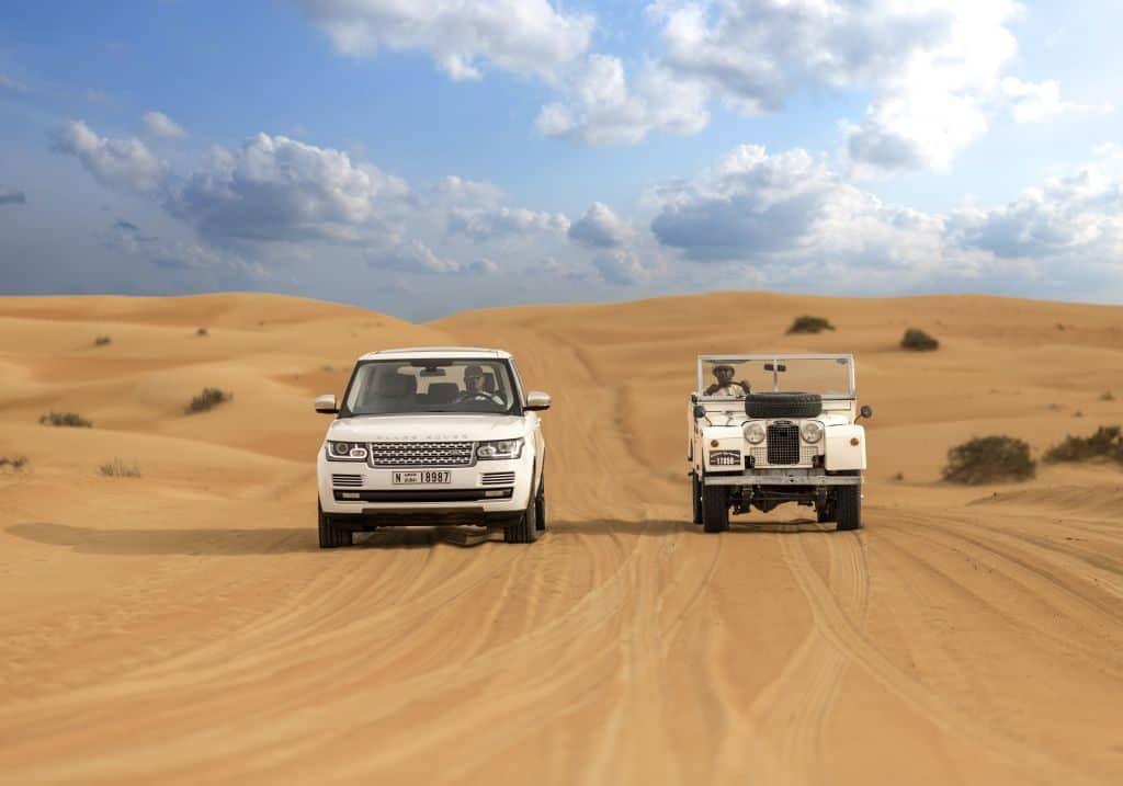 Land Rover Touren Dubai