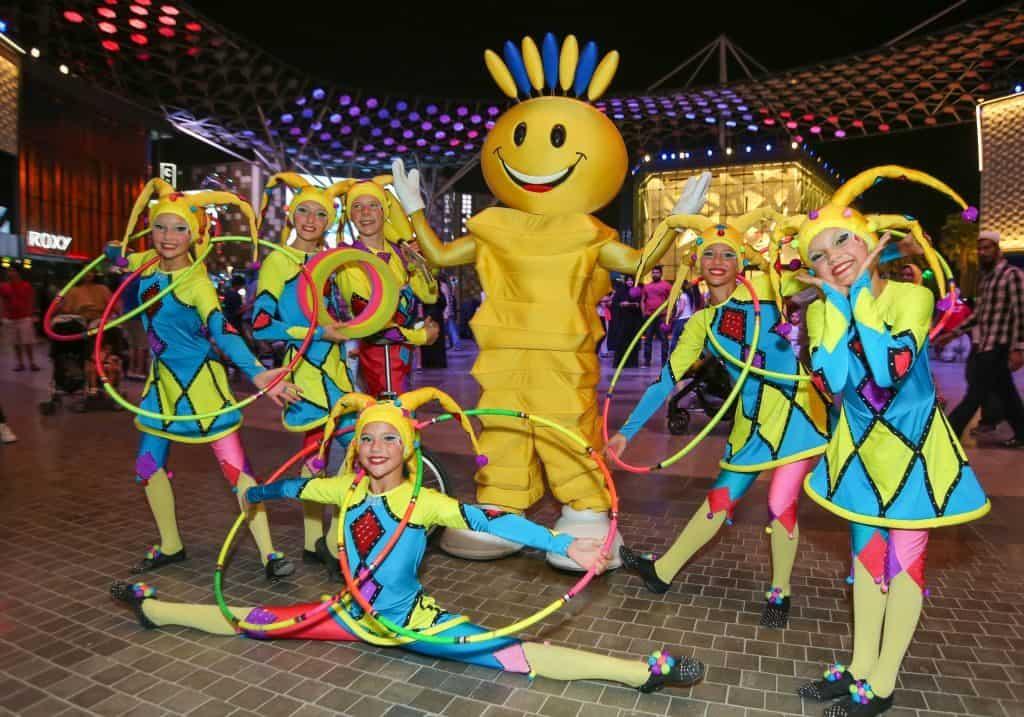 Dubai für Kinder Modesh World