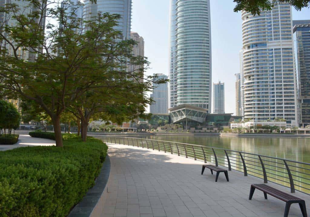 See Jumeirah Lake Towers