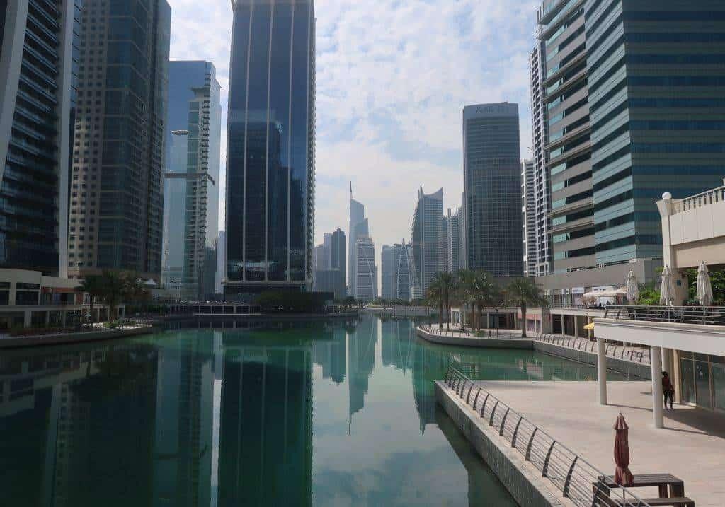Jumeirah Lake Towers Dubai Stadtteil