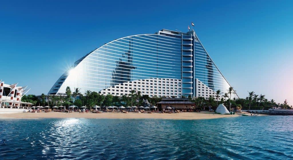 Urlaub in Dubai - Jumeirah Beach Hotel