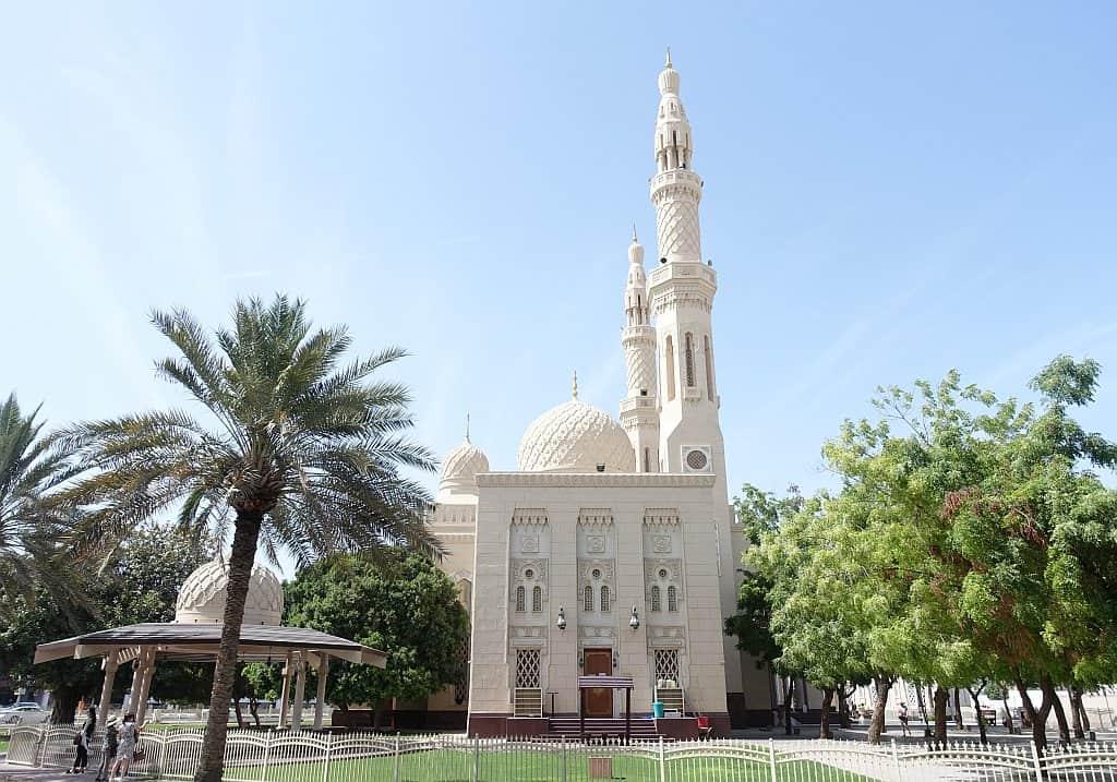 Moschee und Religion Dubai