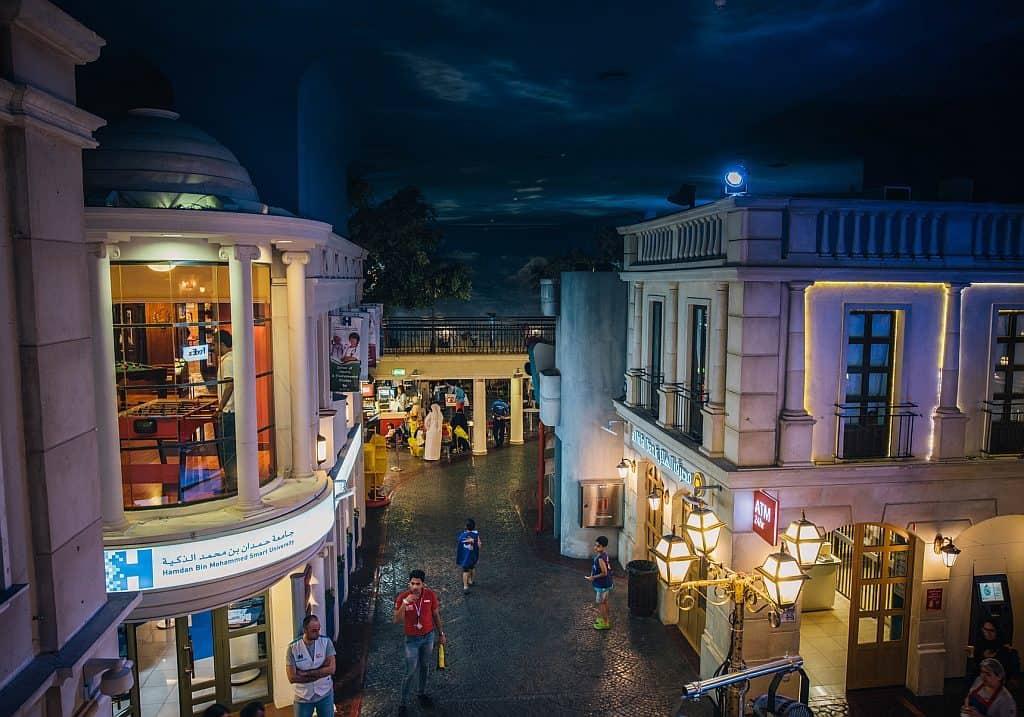 Dubai Mall KidZania