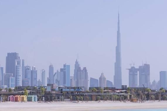 La Mer Dubai: Lässiges Strandfeeling in Jumeirah
