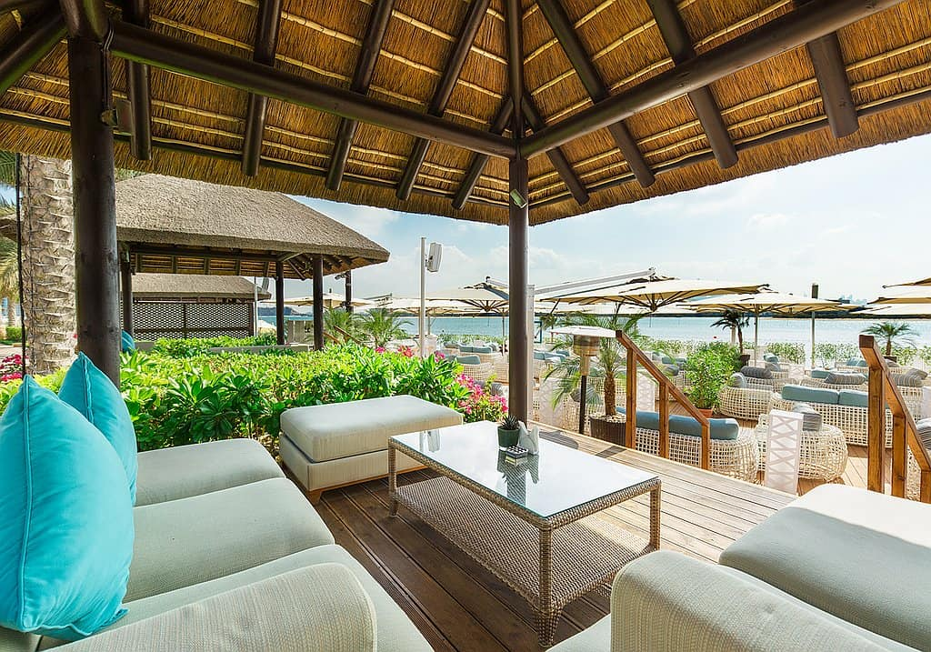 Beachbar Palm Jumeirah