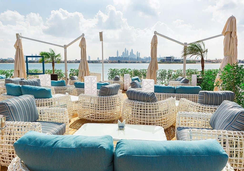 Strandbar Sofitel the Palm Dubai
