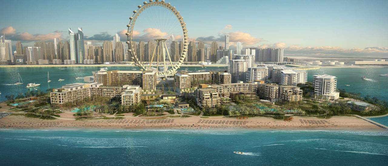 Bluewaters Island Dubai