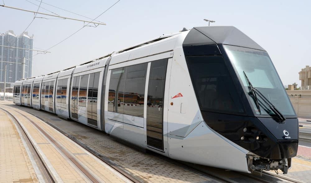 Dubai Tram Marina